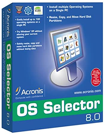 Acronis Os Selector 8