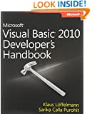 Microsoft Visual Basic 2010 Developer's Handbook (Developer Reference)
