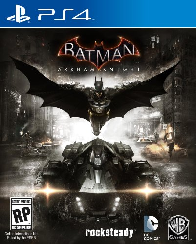 Batman: Arkham Knight (2015) (Video Game)