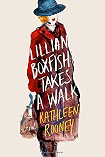 Book Cover: Lillian Boxfish Takes a Walk