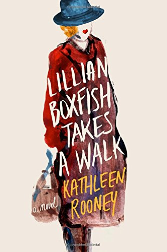Book Cover: Lillian Boxfish Takes a Walk