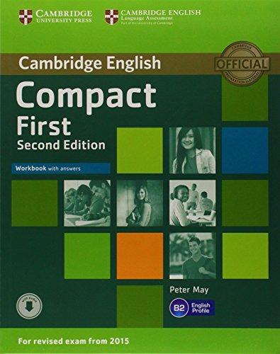 Compact First Workbook with Answers with Audio PDF