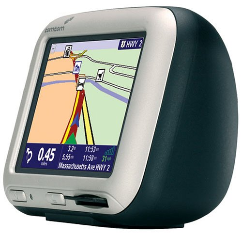 TomTom GO 300 3.5-Inch Bluetooth Portable GPS