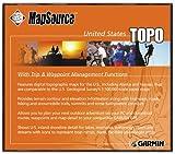 Garmin MapSource U.S.A. Topographical Map CD-ROM (Windows)