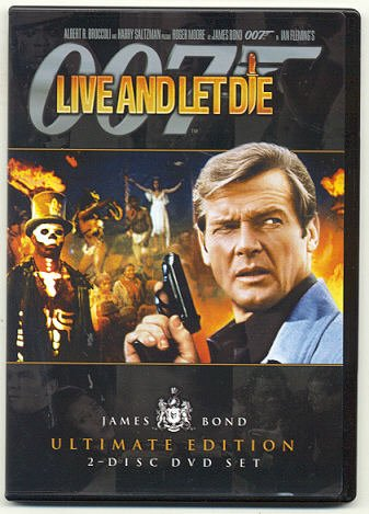 Live and Let Die (Ultimate Edition) / Живи и дай умереть (1973)