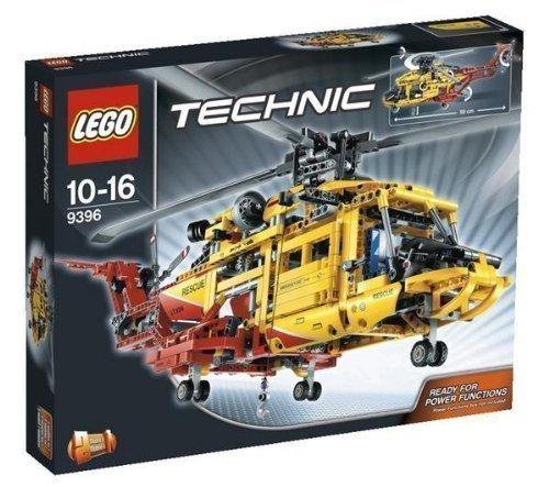 Lego Technic – Helikopter – 9396 günstig