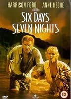 Six Days, Seven Nights [DVD] [1998]