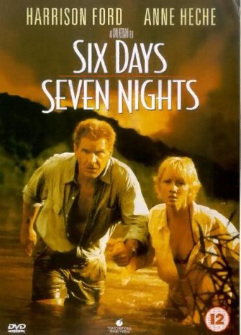 Six Days, Seven Nights [DVD] [1998]