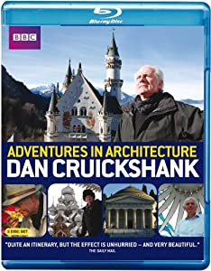 Dan Cruickshanks - Adventures in Architecture [Blu-ray] [Region Free]