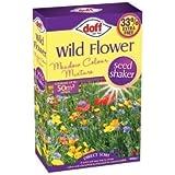 Doff Paquet de graines pour pré de fleurs sauvages 400g