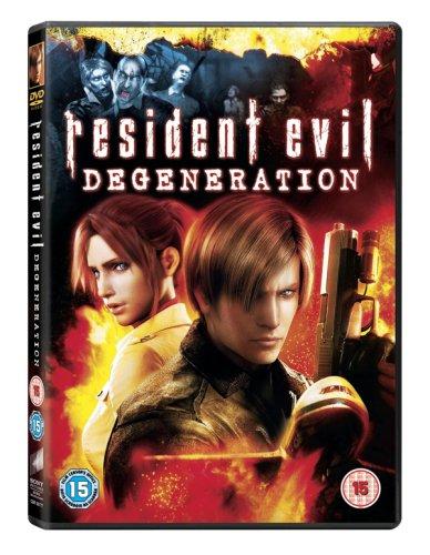 Resident Evil: Degeneration [DVD] [2009]