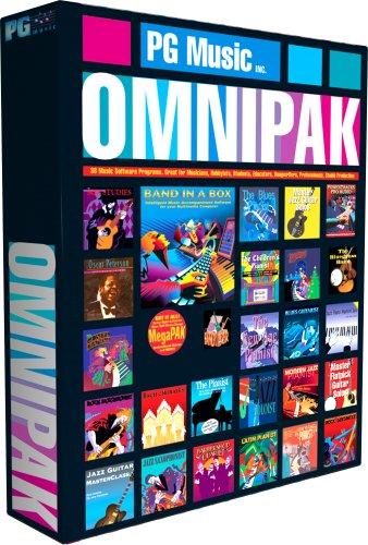 Band In A Box 2008.5 Omnipak