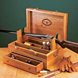 Orvis Solid Maple Gunning Box