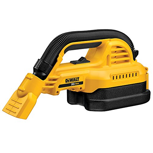 Big Save! DEWALT DCV517M1 20V MAX Cordless 1/2 gallon Wet/Dry Portable Vac Kit