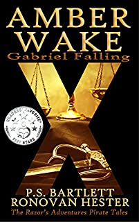 Amber Wake: Gabriel Falling by P.S. Bartlett ebook deal