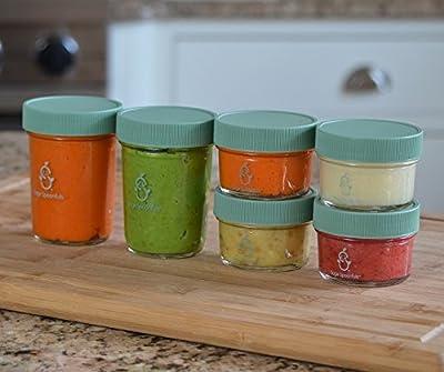 Sage Spoonfuls Jars