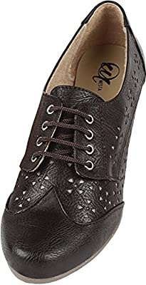 OMNESTA Women's PU Casual Shoes