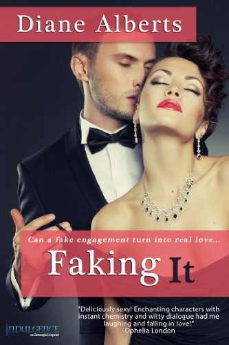 <strong>100% Rave Reviews For a Hot New Release Distributed by Big Six Publisher MacMillan - At a Delicious Introductory Price! <em>FAKING IT</em> by Diane Alberts is KND Brand New Romance of The Week - Now Just $2.99!</strong>