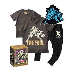 [ジョジョの奇妙な冒険]Tシャツ&スウェットパンツ ザ・フール【Lサイズ】