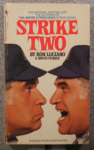 Strike Two, Ron Luciano, David Fisher