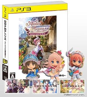 メルルのアトリエ プレミアムフィギュアBOX+ロロナのアトリエ PS3 the Best (オリジナルカスタムテーマ3種DLシリアル同梱)