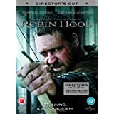 Robin Hood - Extended Director's Cut [DVD]by Russell Crowe