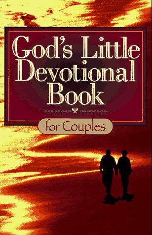 God's Little Devotional Book for Couples (God's Little Devotional Books)