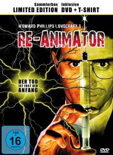 Re-Animator (+ T-Shirt/Größe L) [Limited Edition]
