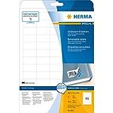 Herma 4212 Etiketten 1625 Stück weiß