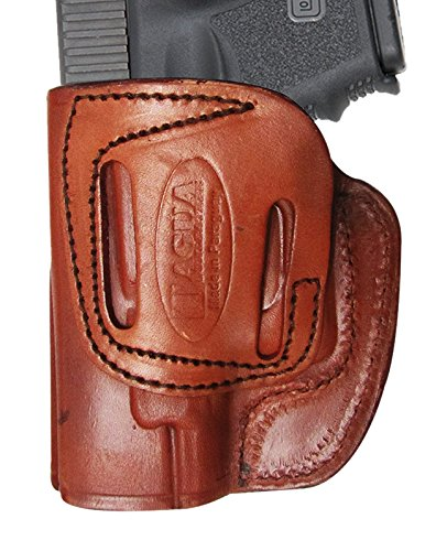 Tagua CDH3-993 S&W Model 6906 Cross Draw Holster, Brown, Left Hand (Gun Holster For Model 6906 compare prices)