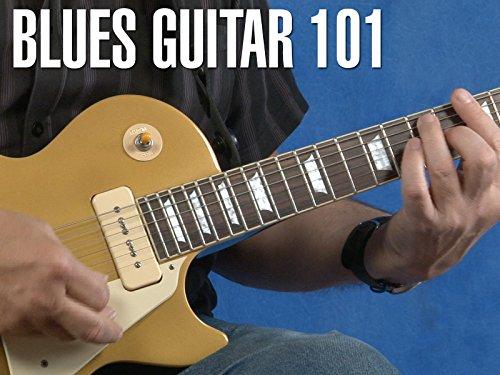 Blues Guitar Lessons - Season 1