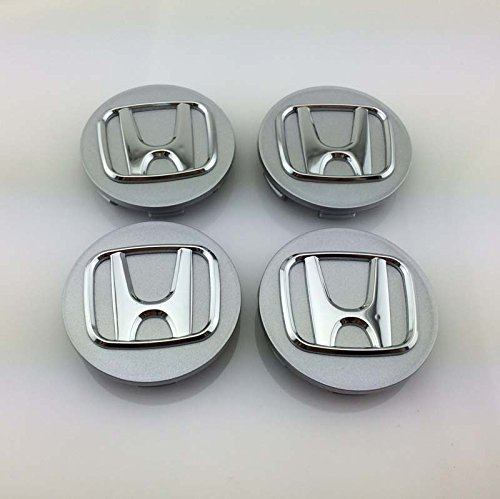 Tripoint® 4 Pcs 69mm Wheel Center Caps Hubcaps For Honda CRV Accord Odyssey CIVIC (color3) (Crv Hubcaps compare prices)
