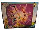 Tinker Bell 100 Piece Jigsaw Puzzle: Are...