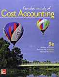img - for GEN COMBO FUNDAMENTALS OF COST ACCOUNTING; CONNECT 1S ACCESS CARD book / textbook / text book