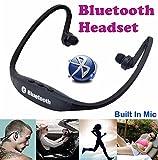 Gadget Hero's Sports Wireless Bluetooth Headset Headphone Earphone For Mobile Phone PC Tablet