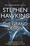 Cover of The Grand Design by Stephen Hawking Leonard Mlodinow 0553819224