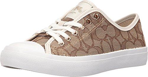 coach-womens-empire-khaki-chalk-sneaker-9-m