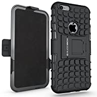 iPhone 6s Case, BUDDIBOX [Wave Belt S…