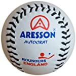 Aresson Autocrat Rounders Ball - Whit...