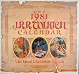 img - for The 1981 J.R.R. Tolkien Calendar: The Great Illustrators Edition book / textbook / text book