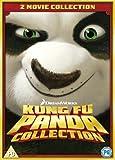 Kung Fu Panda/Kung Fu Panda 2 [DVD]