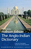 Hobson Jobson: The Anglo-Indian Dictionary (185326363X) by Burnell, A. C.
