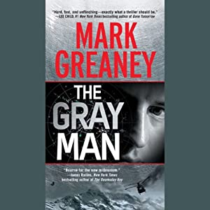 The Gray Man Audiobook
