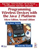 img - for Programming Wireless Devices with the Java?2 Platform, Micro Edition (2nd Edition) by Roger Riggs (2003-06-20) book / textbook / text book