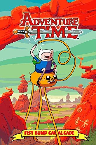 Adventure Time: Fist Bump Cavalcade PDF