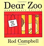 Rod Campbell Dear Zoo 25th Anniversary Edition