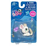Chinchilla Littlest Pet Shop Get the Pets #1401 Single Figure