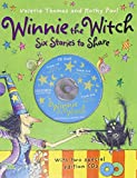 Winnie the Witch 6 Stories to Share & 2 CDs