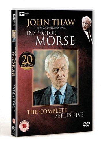 Inspector Morse – Series 5 [DVD]