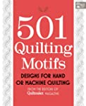 501 Quilting Motifs: Designs for Hand...
